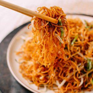 Fried Noodles (Thin Noodles)