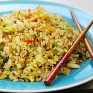 Fried Rice (Long Grain Basmati Rice)