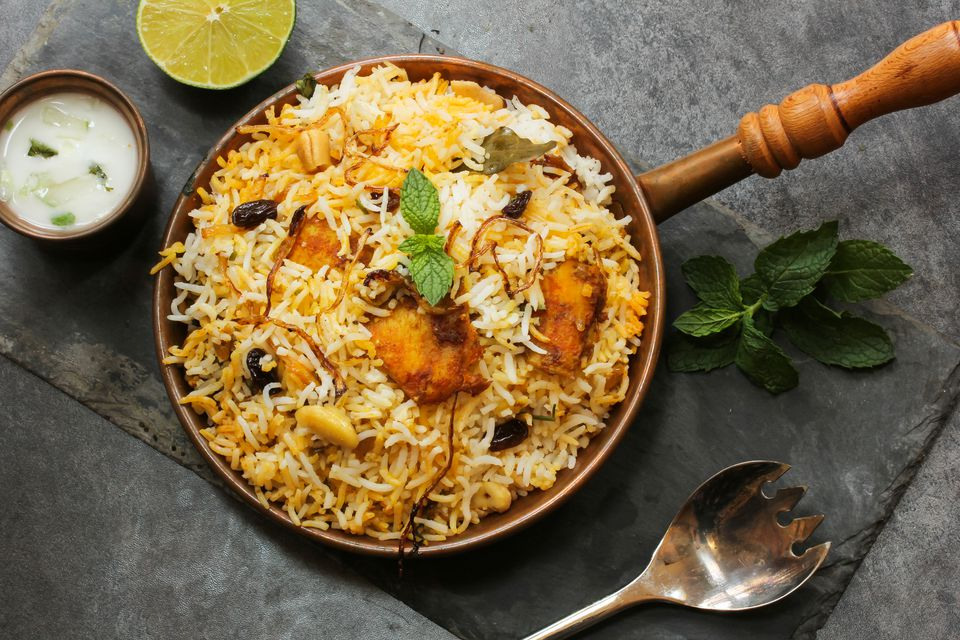 IN HOUSE SPECIALS Nawabi Biryani